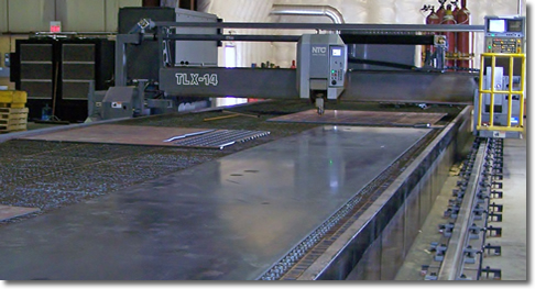 BRANNON STEEL Announces Big News in Laser Cutting and Forming
