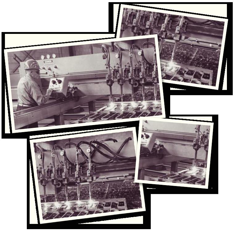 Brannon Steel early days